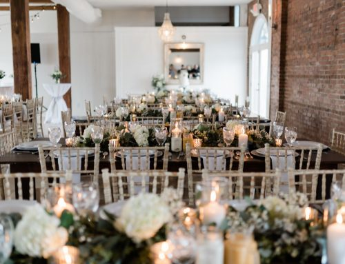 Rustic Elegance Wedding